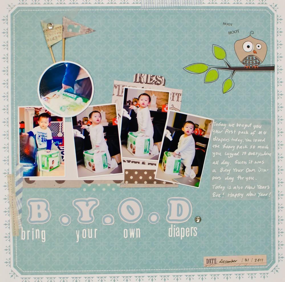 B.Y.O.D.
